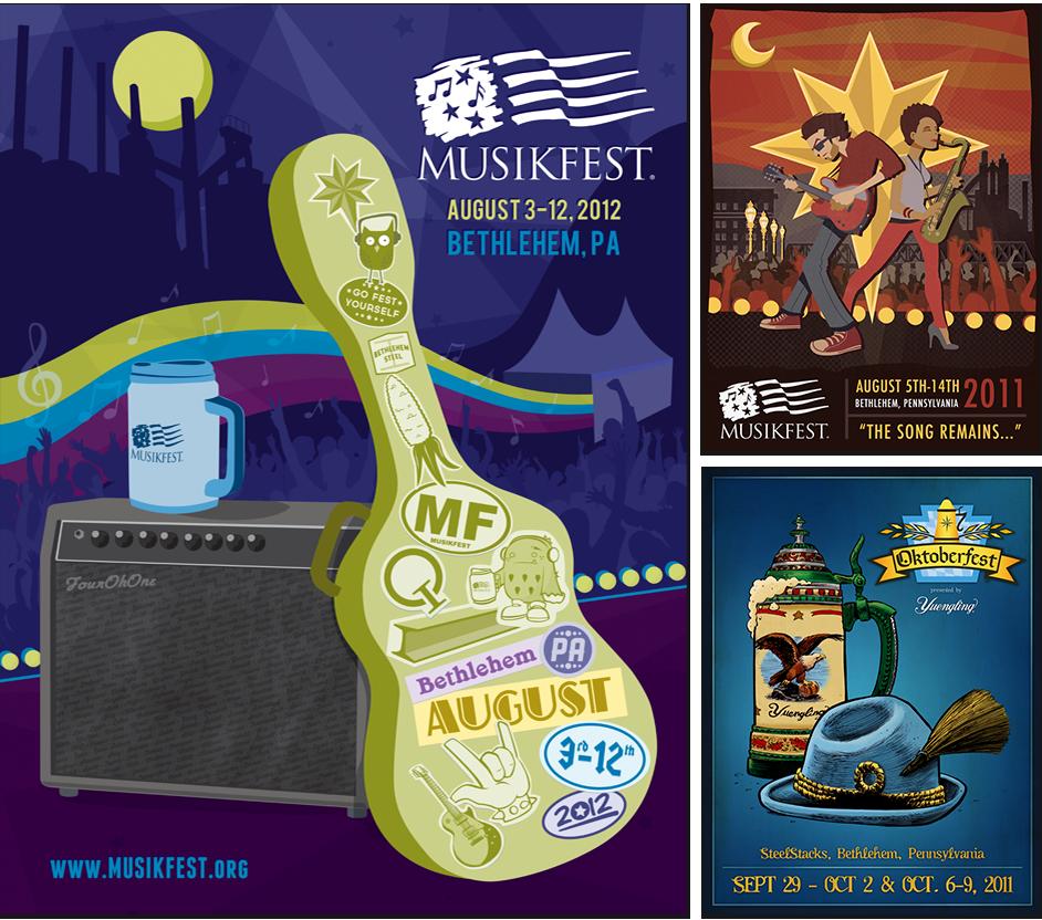 Musikfest Advertisement