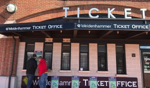 Fightins Box Office Renamed Weidenhammer Ticket Office