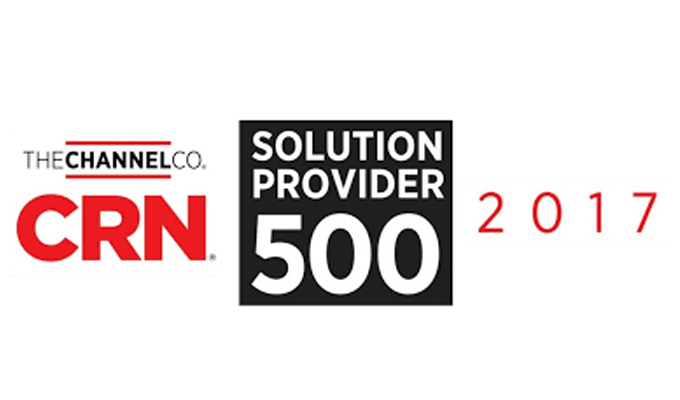 Weidenhammer Named to CRN's 2017 Solution Provider 500 List