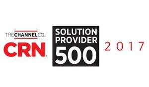 Weidenhammer Named to CRN's 2017 Solution Provider 500 List