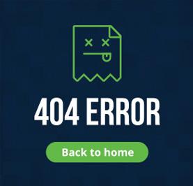 404 Error Screenshot