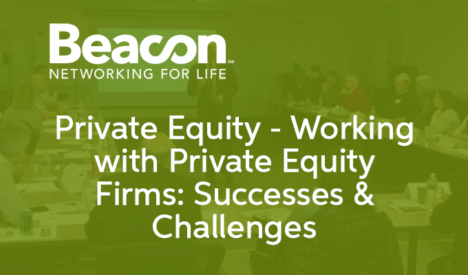 Private Equity Panel Discussion with Beacon