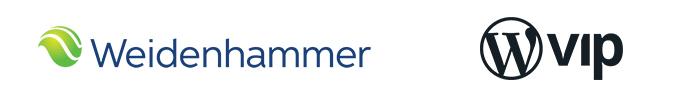 Weidenhammer and vip logo