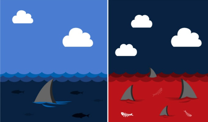 Blue Oceans, Red Oceans, and Digital Marketing: Adapting Your Digital Strategy