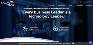 Weidenhammer's Hammer Tech Division Launches New Website